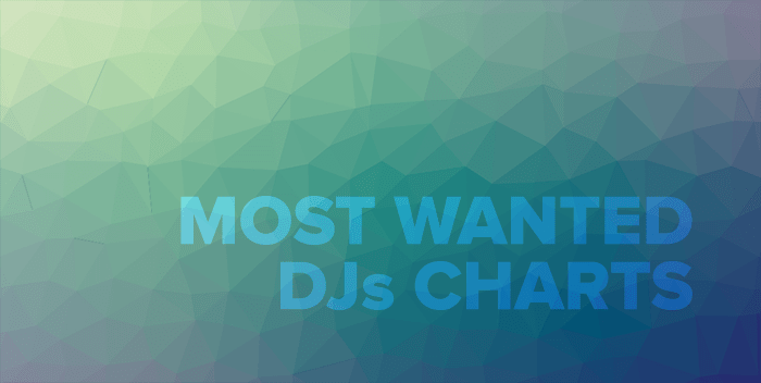 Most Wanted DJs Charts (Edition 103)