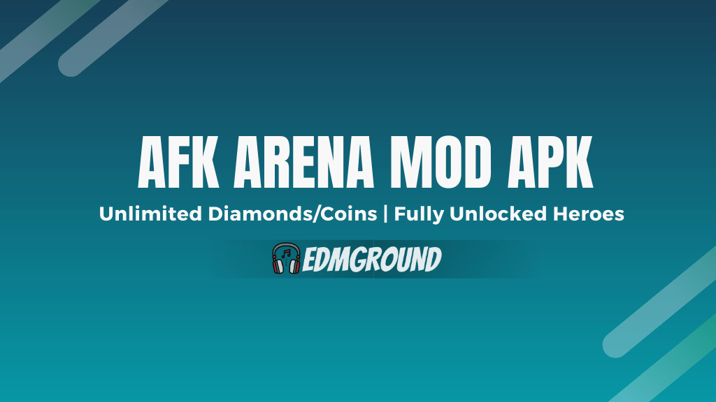 AFK Arena MOD APK Unlimited Diamonds