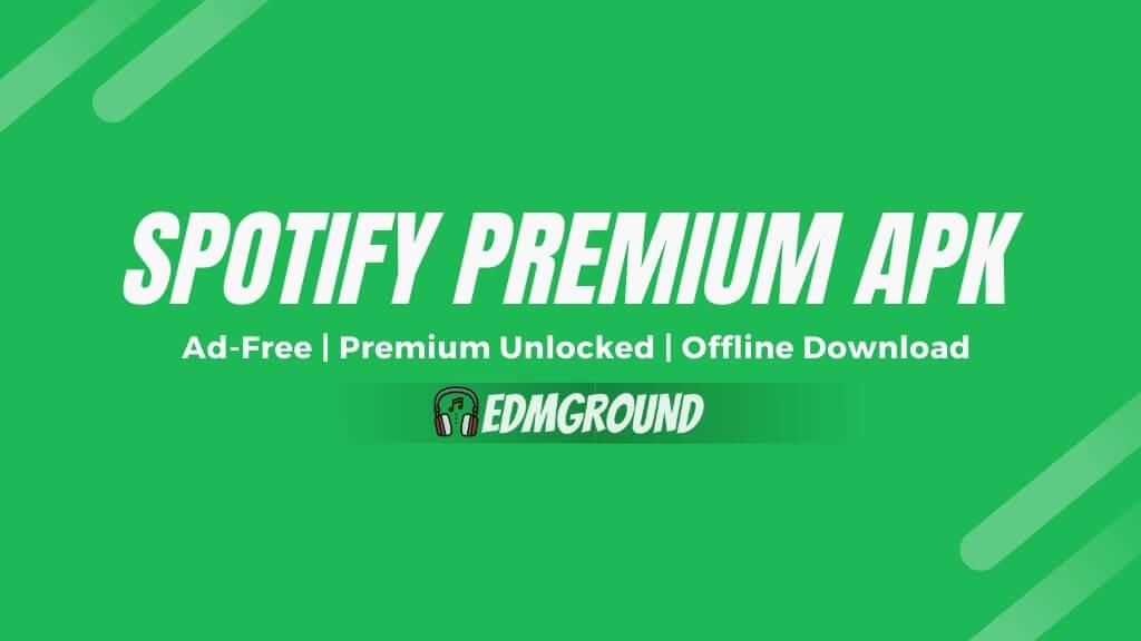 Spotify Premium Mod Apk 2021