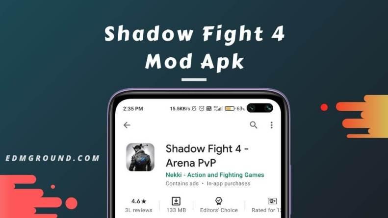 Shadow Fight 4 Mod Apk Download Titan 2021