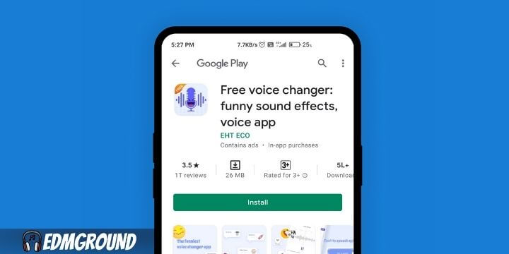 Free Voice Changer
