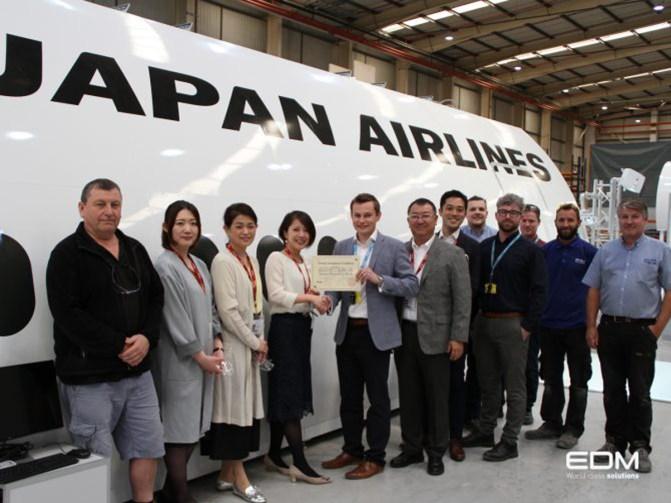 EDM LTD Japan Airlines