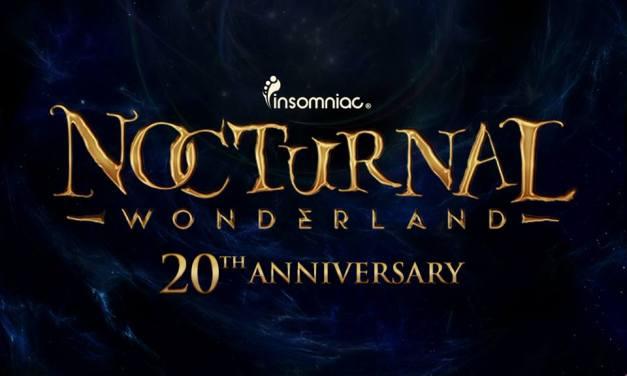 Nocturnal Wonderland 2015 || Lineup Announcement