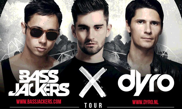 MLA Q&A || X-Tour with Bassjackers and Dyro