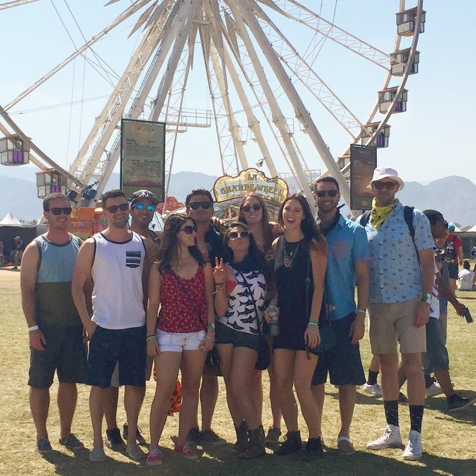 Coachella 2015 Zach L