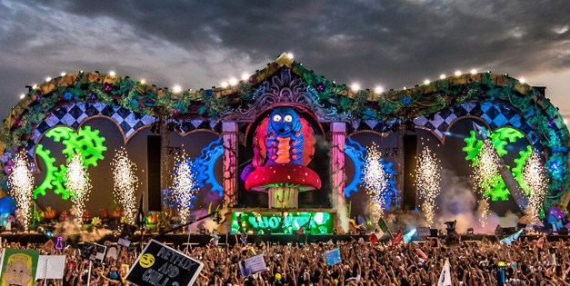 Beyond Wonderland Bay Area 2015 || Ashley's Event Review