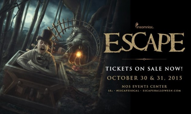 Escape: Psycho Circus 2015 || Lodging & Transportation