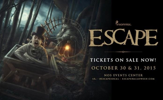 Escape: Psycho Circus 2015 || Lodging & Transportation