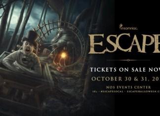 Escape: Psycho Circus 2015 Poster