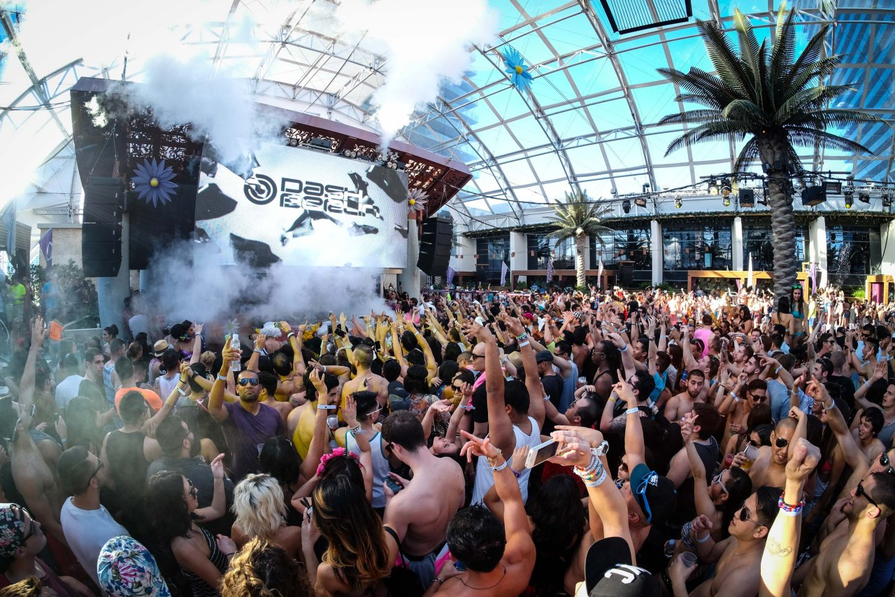 5th Annual Halfway To EDC Returns To Marquee Dayclub!