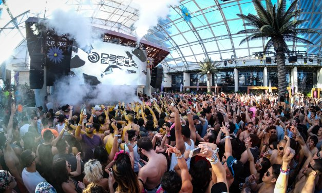 Tickets On Sale For The 4th Annual 'Half Way To EDC' Party At Marquee in Las Vegas!