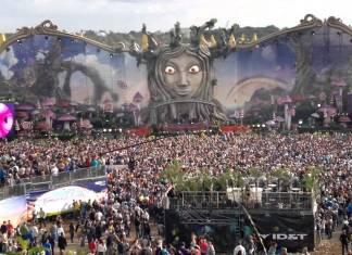 Avicii Tomorrowland 2011