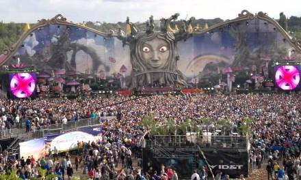 #TBT || Avicii @ Tomorrowland 2011