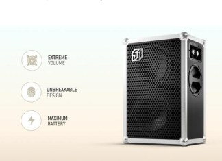 SOUNDBOKS, SBCR, Speaker, Unbreakable Design, Loud Speakers