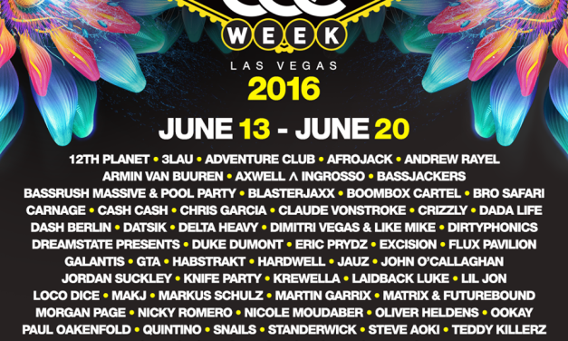 EDC Week 2016 || Phase 2 Announcements!