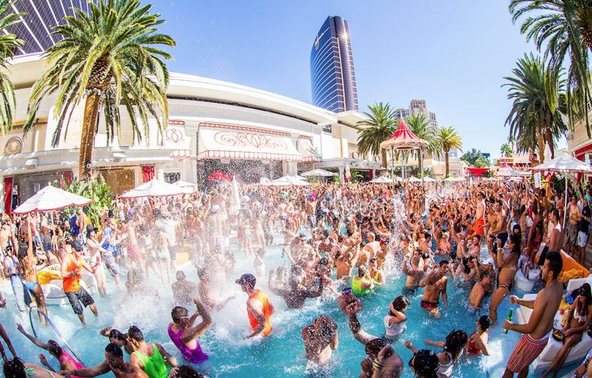 EDC Week Pool Parties Outside Of EDC Las Vegas