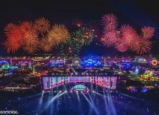 EDC Las Vegas 2015 Cosmic Meadow, justin's Top 10
