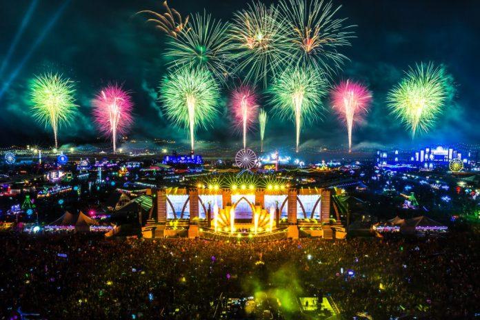 EDC Las Vegas 2016 Day 1 Recap Zach's Experience
