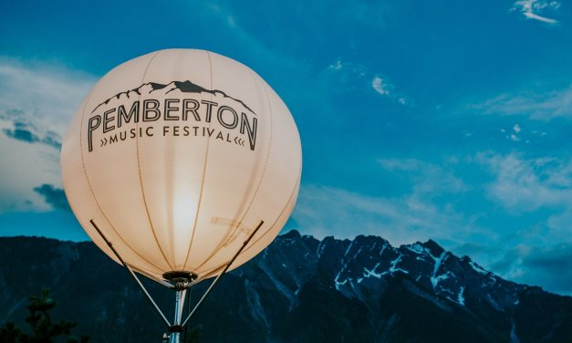 Pemberton Music Festival 2016 || Event Review