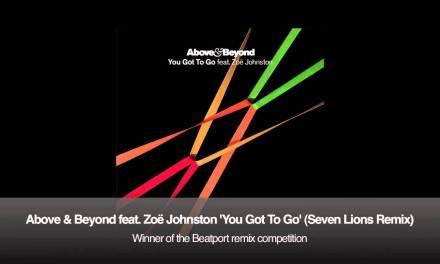 #TBT || You Got To Go (Seven Lions Remix)