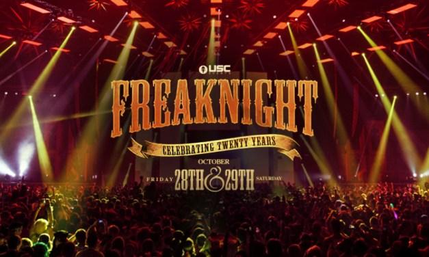 FreakNight 2016 || Full Lineup Announced