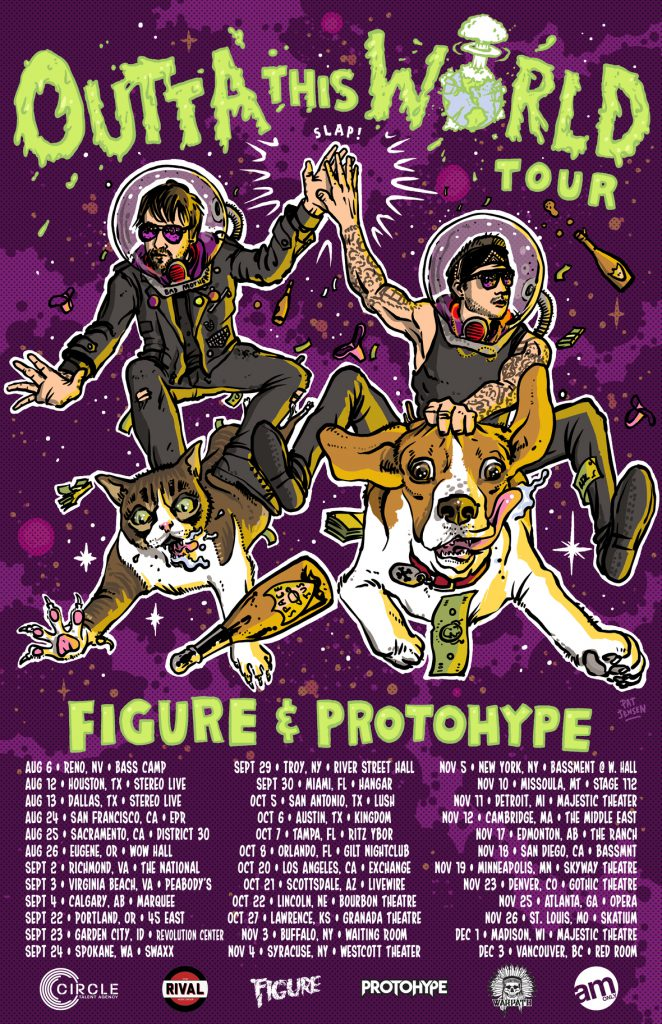 Figure Protohype Outta This World Tour Monsters 7