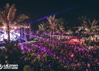 Ultra Beach Bali 2016