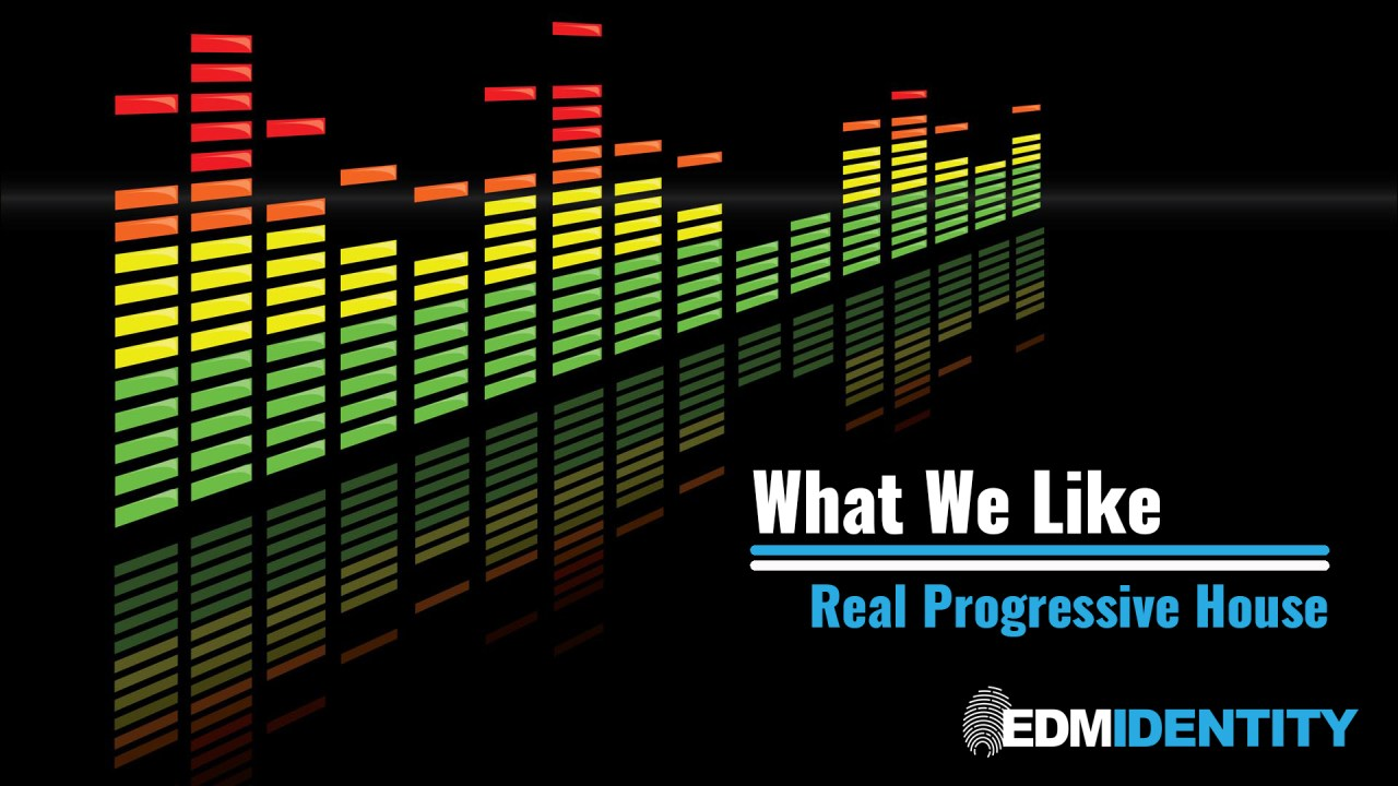 What We Like || Real Progressive House