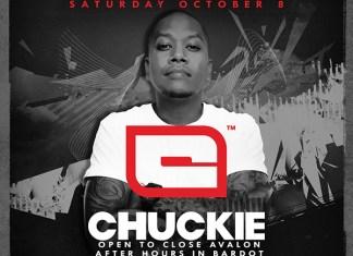 Avalon Hollywood DJ Chuckie