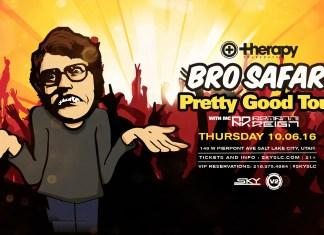 Bro Safari Therapy Thursdays