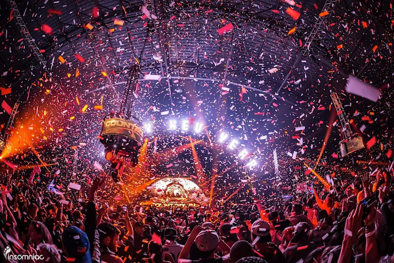 Where To Get Down On NYE 2017 || SoCal Edition