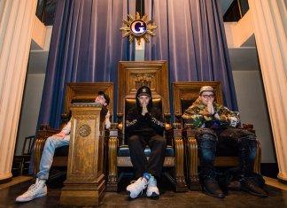 Flosstradamus, Whethan, Slushii Hi-Def Youth Tour