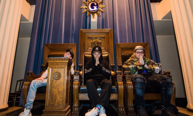 Hi-Def Youth Tour @ Masonic Temple || Event Review