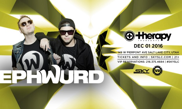 Ephwurd @ Therapy Thursdays || Preview & Giveaway
