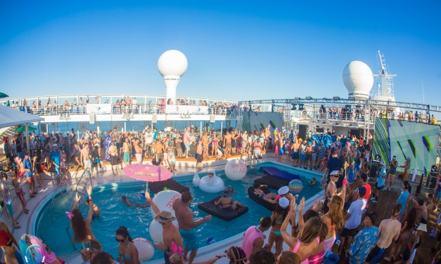 Groove Cruise Cabo 2016 || Event Review