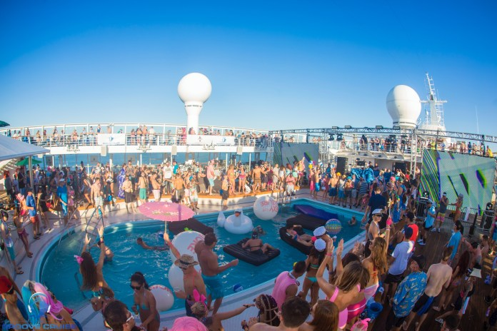 Groove Cruise Cabo 2018 Phase One Lineup Announced Edm