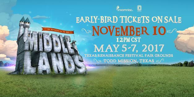 Middlelands 2017 || Camping Information Released!