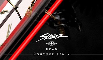 """NGHTMRE Takes a Spin on Slander's Track """"Dead"""""""