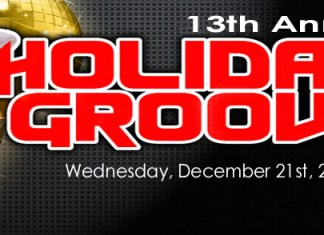 13th Annual Holiday Groove