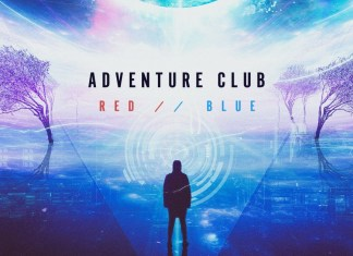 Adventure Club Red // Blue Album