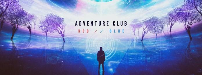 Adventure Club Red // Blue Album