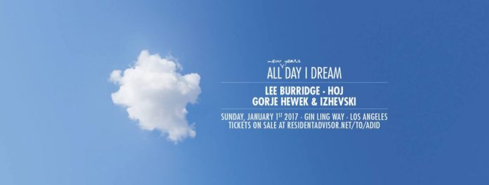 All Day I Dream NYD 2017