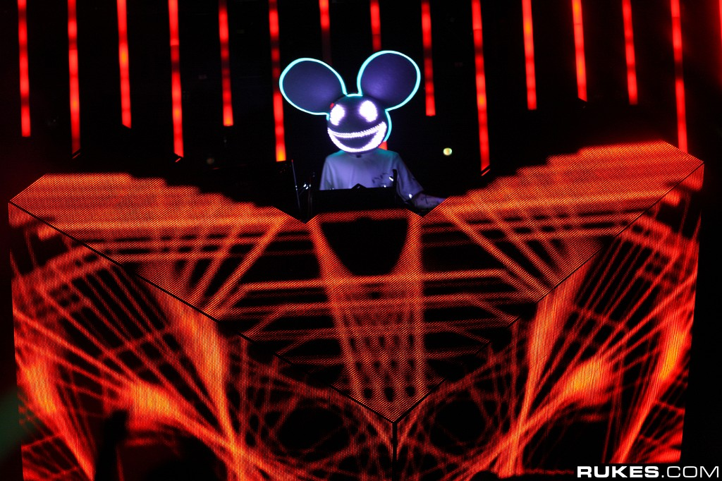 Could Deadmau5 Be Returning To Coachella In 2017?