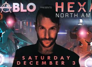 Don Diablo Hexagon Tour