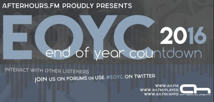 Ah.FM's EOYC 2016 || Top 46 Most Played Tracks