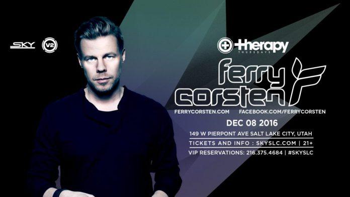 Ferry Corsten Therapy Thursdays December 2016