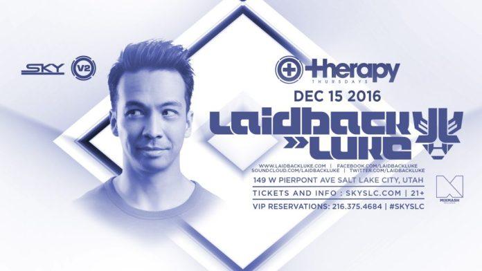 Laidback Luke Therapy Thursdays December 2016