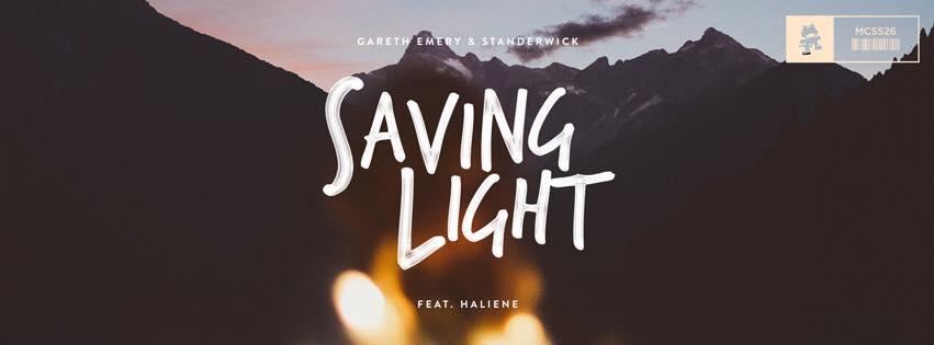 "Gareth Emery, Standerwick, & HALIENE Release ""Saving Light""!"