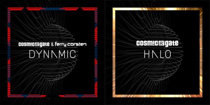 Cosmic Gate Materia Dynamic Halo