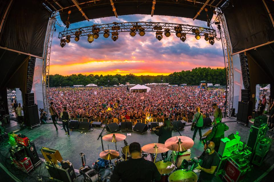 Firefly Music Festival Announces 2017 Lineup!